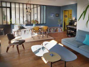 Renovation d'appartement sur paris 15