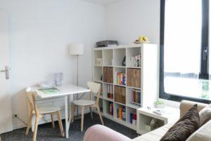 renovation de studio sur paris 10